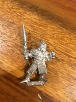 Dark Elves Marauder MM70 De 4 Warrior  Metal  Games Workshop Elf OOP