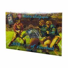 2016 Historic Autographs Art of Football Box