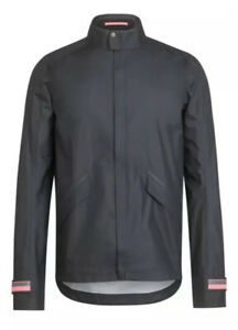 RAPHA Packable Waterproof Jacket Black BNWT Size S