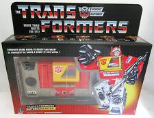 TRANSFORMERS ~ Blaster ~ G1 Reissue ~ Heroic Autobot ~ Hasbro ~ B