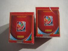 Panini Frauen WM 2015 - 2 x Display - 500 Sticker - 100 Tüten Word Cup Canada 15
