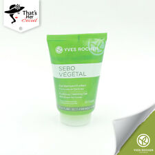 Yves Rocher Sebo Vegetal Purifying Cleansing Gel 125 ml Combination to Oily Skin