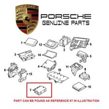 For Porsche 911 Boxster Cayman Control Unit Rear End Module Genuine 99761826008