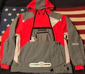 Vintage The North Face INFRARED STEEP TECH Jacket L Supreme Hyvent Summit Rtg Sb