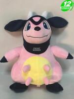 "12"" Wow Pokemon Miltank Plush Anime Stuffed Animal Doll Game Toy PNPL8422"