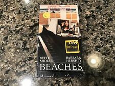 Beaches New Sealed VHS! 1988 Melodrama Comedy! The First Wives Club Stella