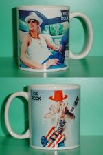 KID ROCK - with 2 Photos - Designer Collectible GIFT Mug 01