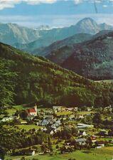 Vieja ak 4645 Grünau en Almtal 1979 corriendo postal c702e