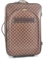Authentic Louis Vuitton Damier Pegase 55 Travel Carry bag N23294 LV 57717