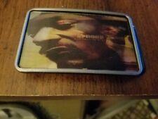 Snoop Dogg Holographic Belt Buckle