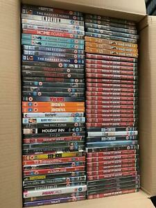 Wholesale DVD Joblot New Sealed Large Mixed Bundle Approx. 150+ RefID#2