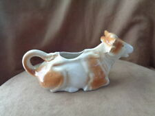 Vintage  Ceramic Cow Creamer Japan