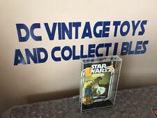 1979 Star Wars Hammerhead Figure 20 Back Carded MOC Sealed Fett Rocket Offer