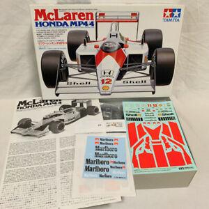 Tamiya 1:20 Scale Mclaren Honda MP4/4 #12 Ayrton senna with Marlboro Decal