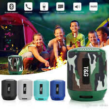 CASSA SPEAKER BLUETOOTH TF USB VIVAVOCE PORTATILE SMARTPHONE FM TABLET TG-129