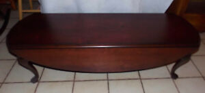 Cherry Dropleaf Coffee Table by Lane  (CT116)