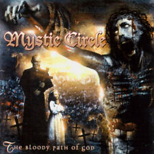 MYSTIC CIRCLE The Bloody Path of God CD Melodic Black Death + Celtic Frost cover