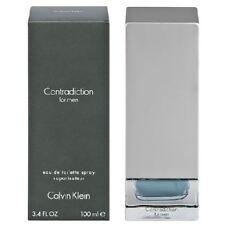 Calvin Klein Contradiction 100ml EDT Spray Retail Boxed Sealed