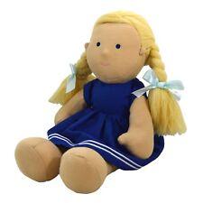 One Dear World Bambola di Pezza da 32 cm Morbida - Lea Ragazza Europea (N9u)