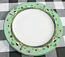 Sakura Warren Kimble Coastal Breeze Round Platter Plate