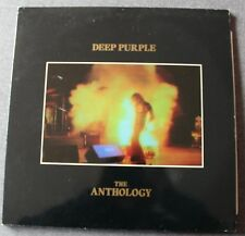 Deep Purple, the anthology, 2LP - 33 tours purple vinyl