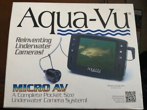 Aqua-Vu Micro AV Underwater Camera