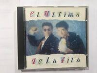 EL ULTIMO DE LA FILA NUEVO PEQUEÑO CATALOGO DE SERES Y ESTARES CD PERRO RECORDS