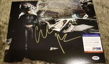 Christian Bale Signed Auto 11x14 Photo Batman Dark Knight Rises PSA/DNA COA