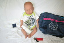 RealCare BTIO Baby Think It Over Doll G6 White Caucasian Boy Male PROGRAMMED