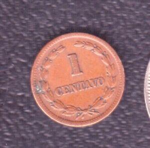 EL SALVADOR 1 CENTS 1942