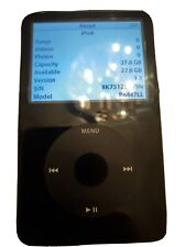 Apple iPod Video 5th Generation black (30 Gb)
