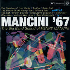 Henry Mancini: Mancini 67! - The Big Band Sound Of Henry Mancini