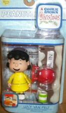 Peanuts Lucy Mood Booth Playset  - Charlie Brown Christmas - DOCTOR IS REAL IN!