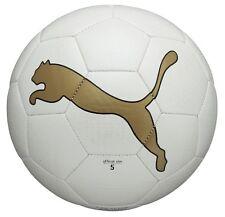 * Fútbol puma King Graphic blanco-oro tamaño [5] *