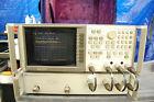 HP 8753C Network Analyzer w/HP 85046A S-Parameter Test Set Opt 006, 010