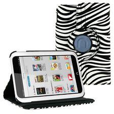 "for Barnes & Noble NOOK HD 7"" BNTV400 Tablet Case Cover Folio Zebra Portfolio"