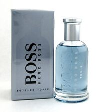 Hugo Boss Bottled Tonic Cologne 3.3oz Eau de Toilette Spray Men. Brand new Boxed