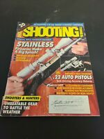 SHOOTING TIMES Magazine OCTOBER 1993 Stainless Firearms Cover Complete