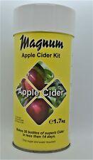 Magnum Wine ,Cider Kits,Elderflower,Apple,Pinot Grigio,Red,Rose,White 30Bottles