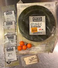 NEW ARO DIAPHRAGM PUMP REPAIR KIT 637119-61-C Opened Bag Unused