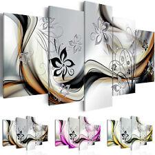 ABSTRACT Canvas Wall Art Image Photo Print a-A-0013-b-n