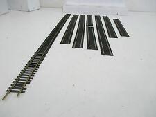 Roco H0 4400/4401 Konvolut ca.7 Stück Flexgleis ca. 250-600mm  WT2917