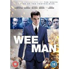 The Wee Man DVD - Patrick Bergin, Hannah Blamires - ** NEW & SEALED **