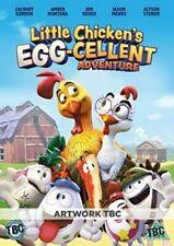 Little Chicken's Egg-cellent Adventure 5055761907148 DVD Region 2