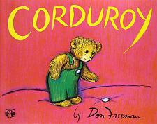 Corduroy: Corduroy by Don Freeman (1976, Paperback) NEW