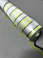 """Clear Acrylic Plexiglass Extruded Rod .750 Dia 3//4/"""" x 24/"""" Transparent 1 Piece"""