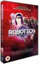 Robotech Love Live Alive 5027182616770 DVD Region 2