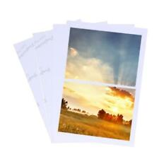 """100 Sheets Glossy 4R 4""""x6"""" Photo Paper 200gsm High Quality For Inkjet Printers"""