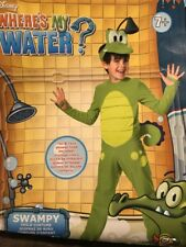 Disney Where's My Water? Swampy Costume Boy M(8)
