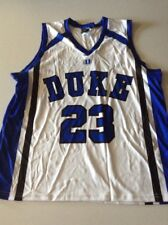 Men's Duke Basketball Jersey, Impact Sports, #23, Size Large